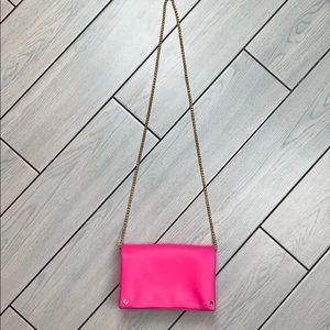 Handbags - Hot Pink Street Level Crossbody Bag 🌷👛💄 NWOT